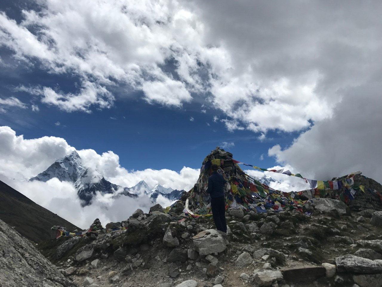 Anna Korenromp Nepal