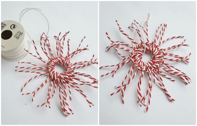 Makkelijk Kerst ornamenten maken – Diy