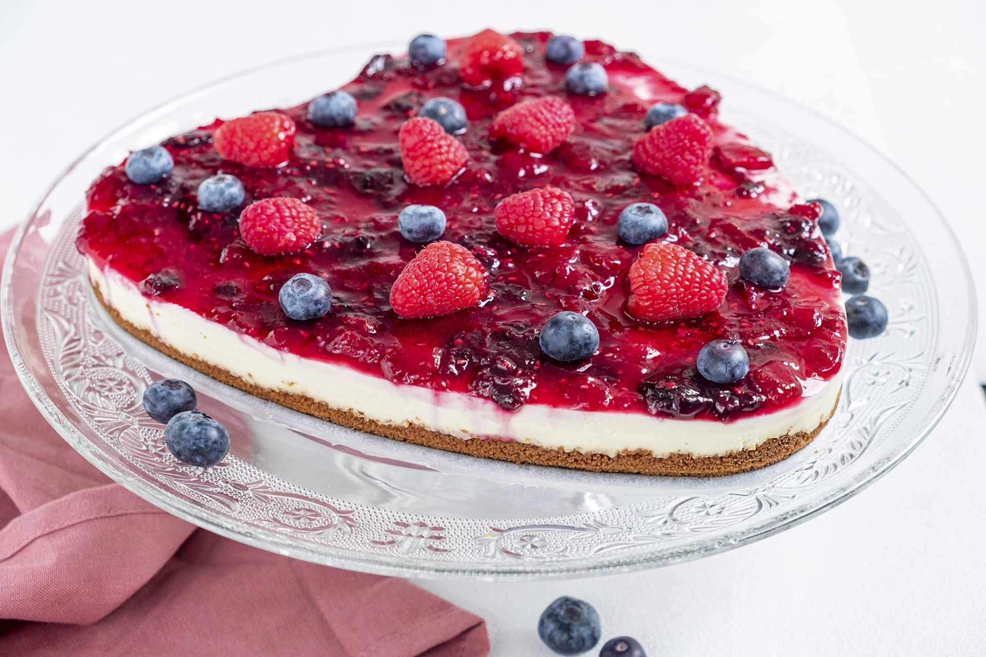 Mijn favoriete no bake taart - No bake recepten