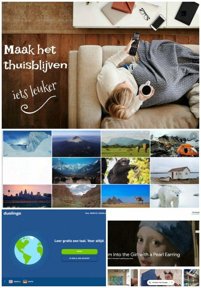 ElsaRblog Tips Maak het thuisblijven iets leuker
