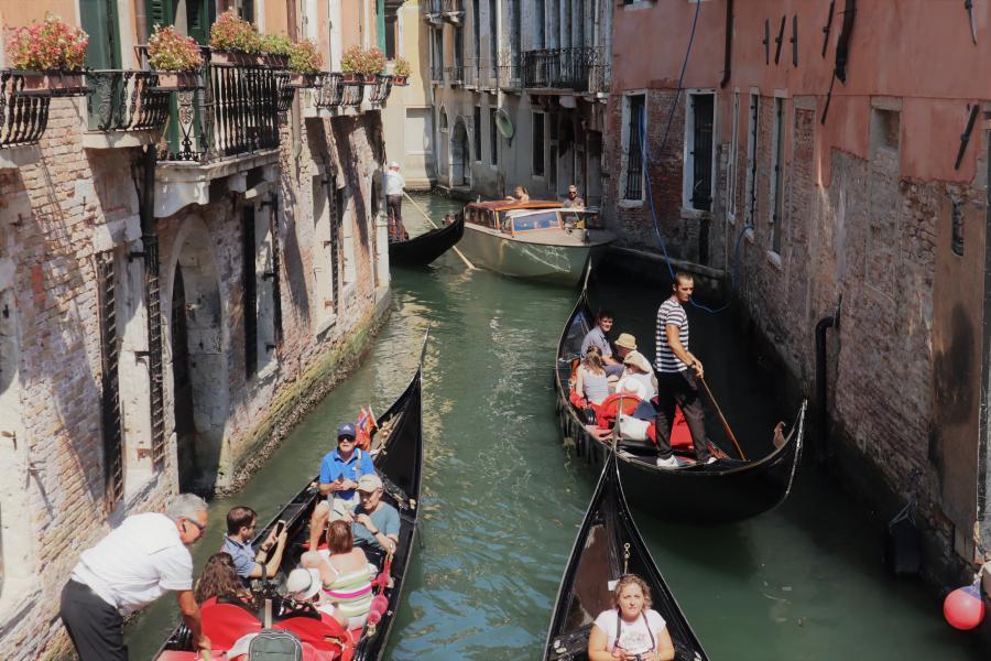 Foto van bohalista: Venetië