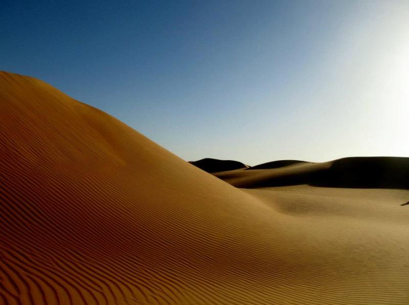 Bohalista: Oman, Wahiba Sands