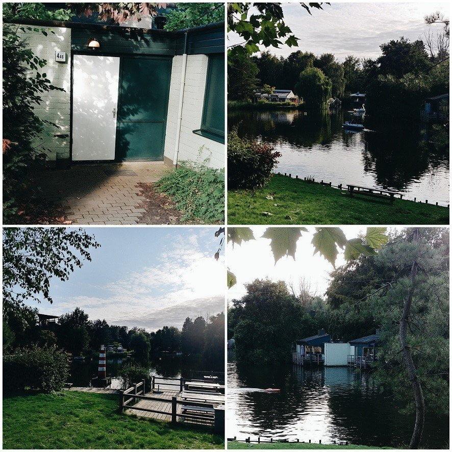 De enige buitenlandse Centerparcs waar we zijn geweest is in België, een prachtig park