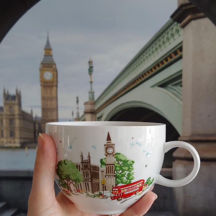 Zoals ik al eerder aangaf heb ik mijn hart verloren in Londen