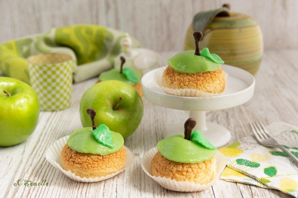 Donna Caramella: Appelsoesjes lekker fris en fruitig