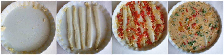 Gezonde Frittata met asperges
