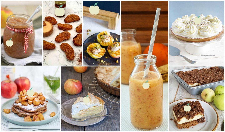 31 heerlijke zoete appel recepten - Top recepten