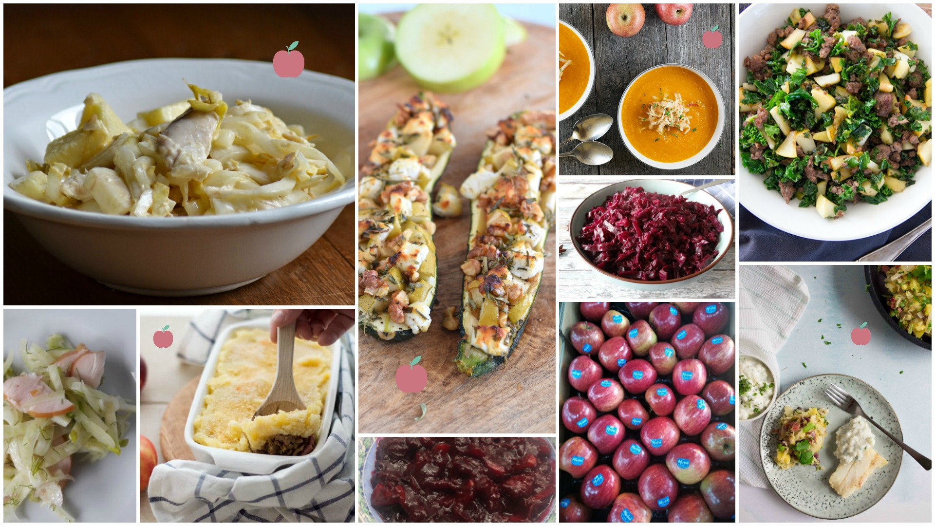 heerlijke hartige appel recepten - Top recepten