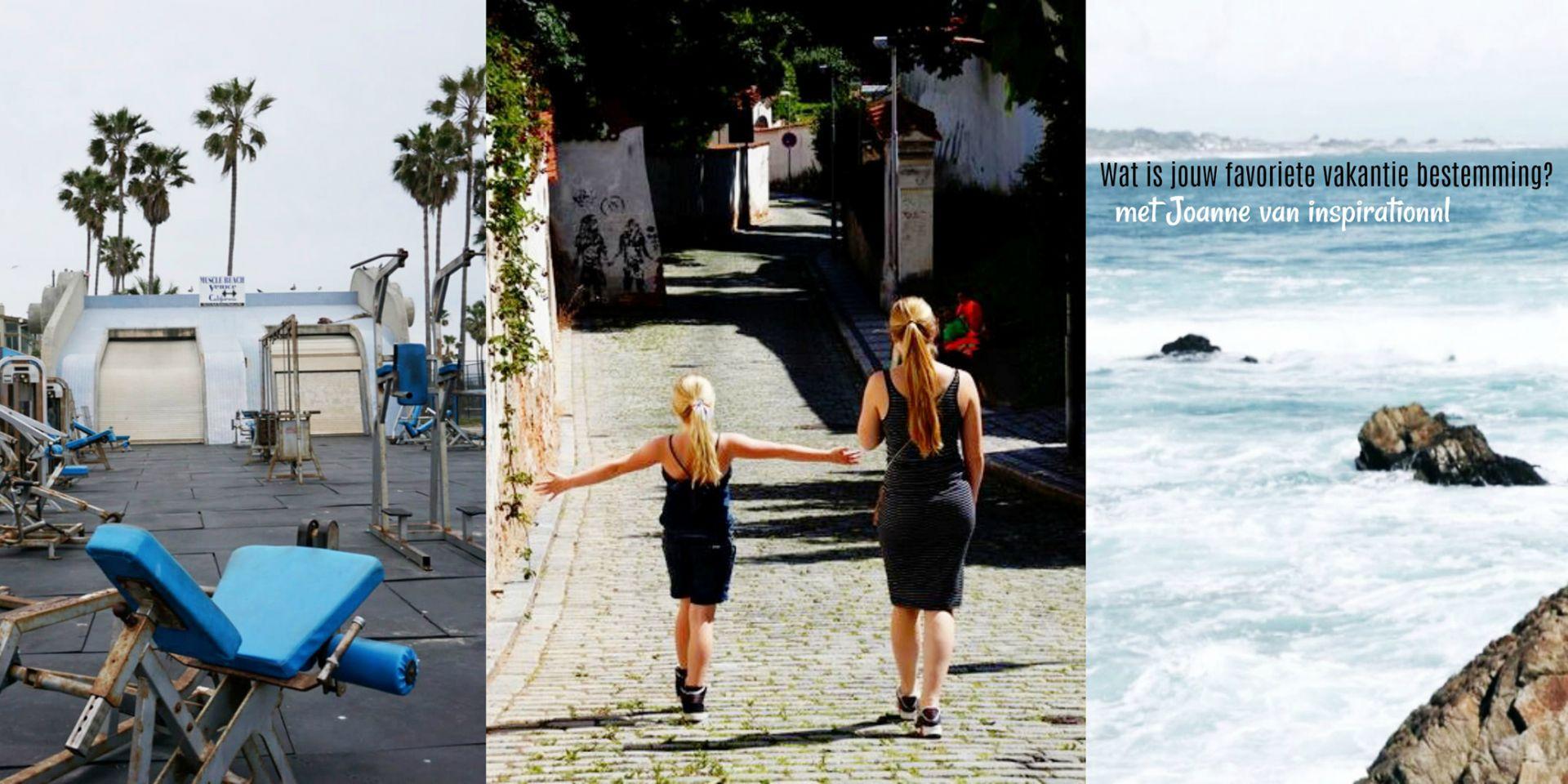 Wat is jouw favoriete vakantie bestemming? met Joanne van inspirationnl
