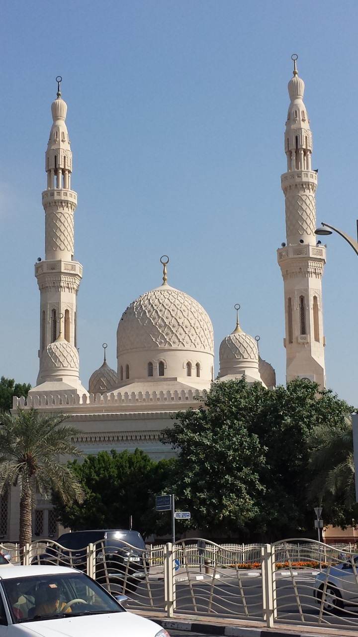 Dubai, Jumeirah-moskee