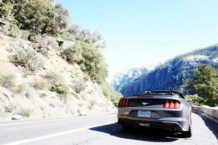 Amerika: Yosemite National Park (inspiration nl)