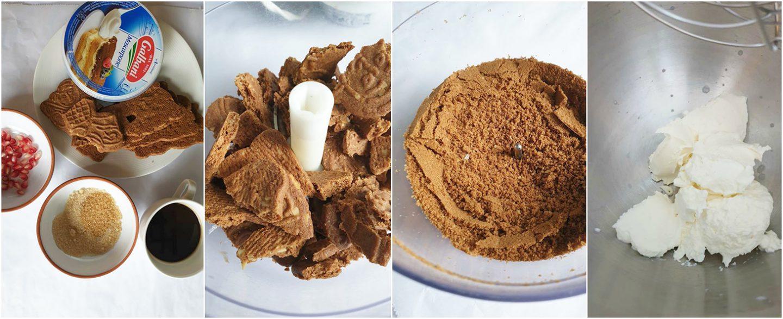 Crème van Mascarpone met koffie