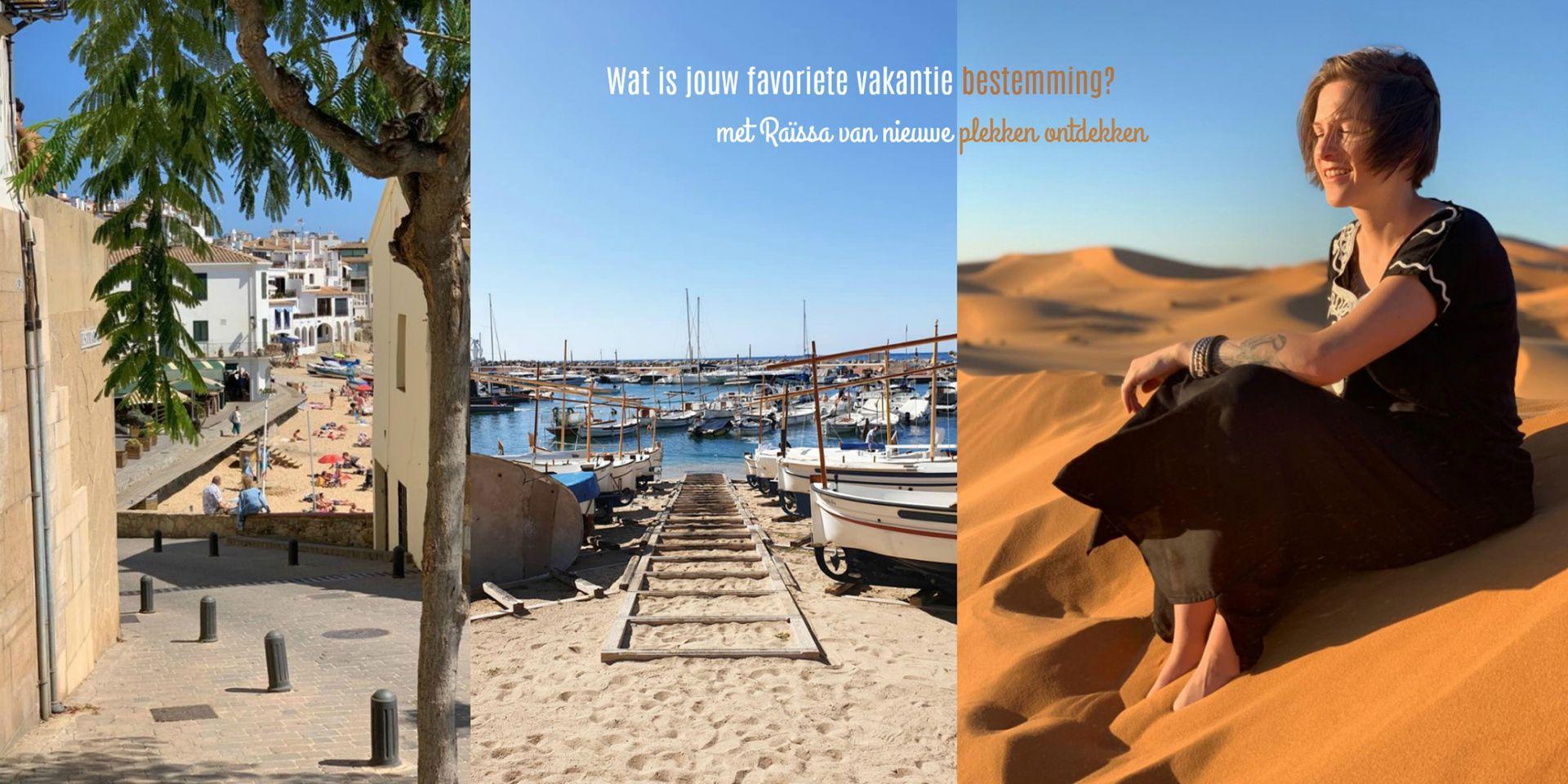 Wat is jouw favoriete vakantie bestemming? met Raïssa Deel 67