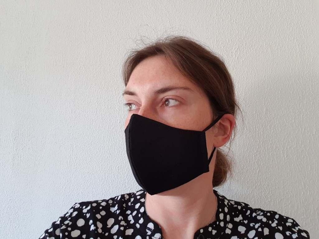 Lifestyle mommys: Een herbruikbaar mondkapje voor mij