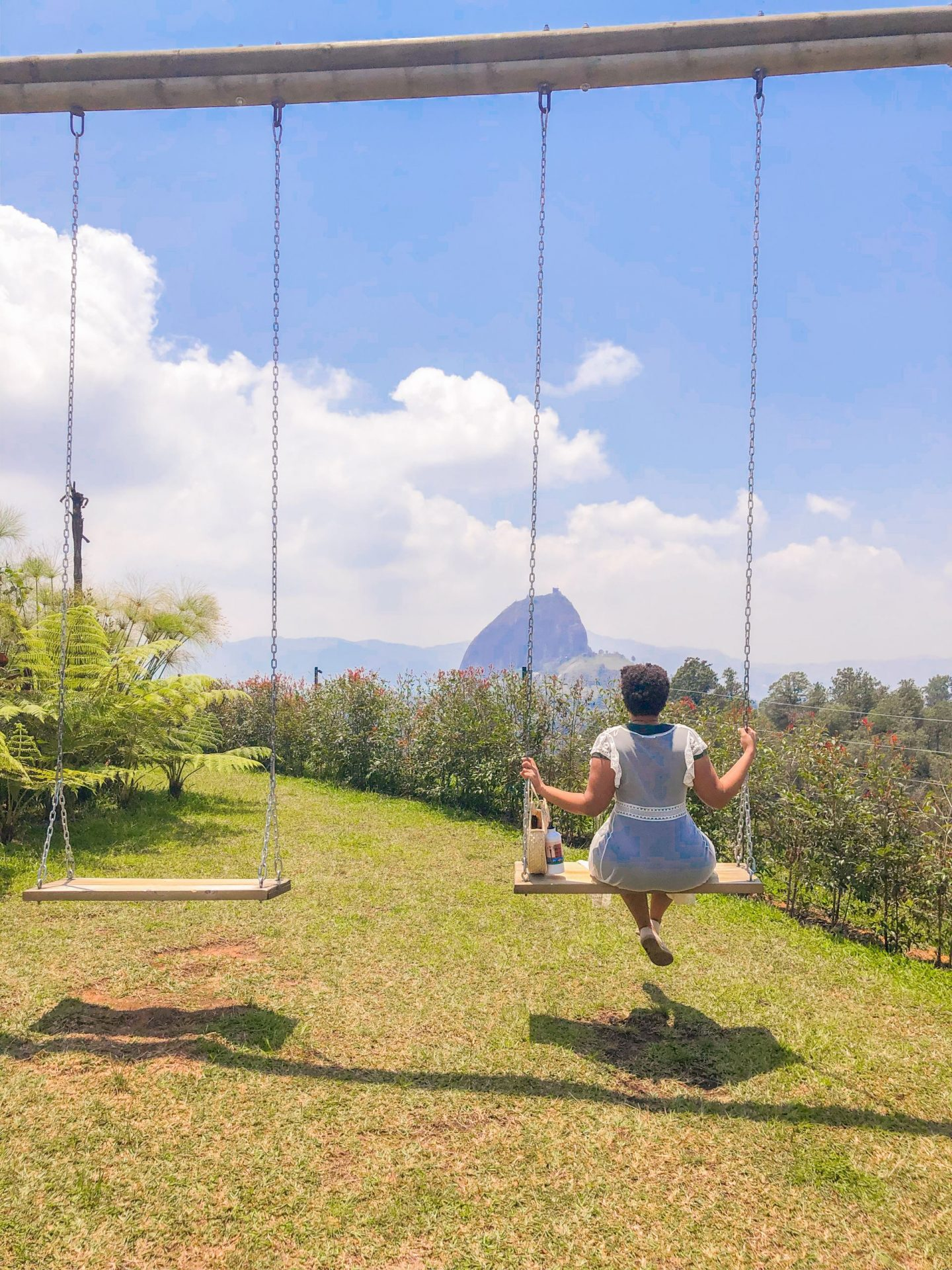 Wat is jouw favoriete bestemming? En waarom? Dit is best moeilijk om te kiezen, maar het is Guatapé in Colombia
