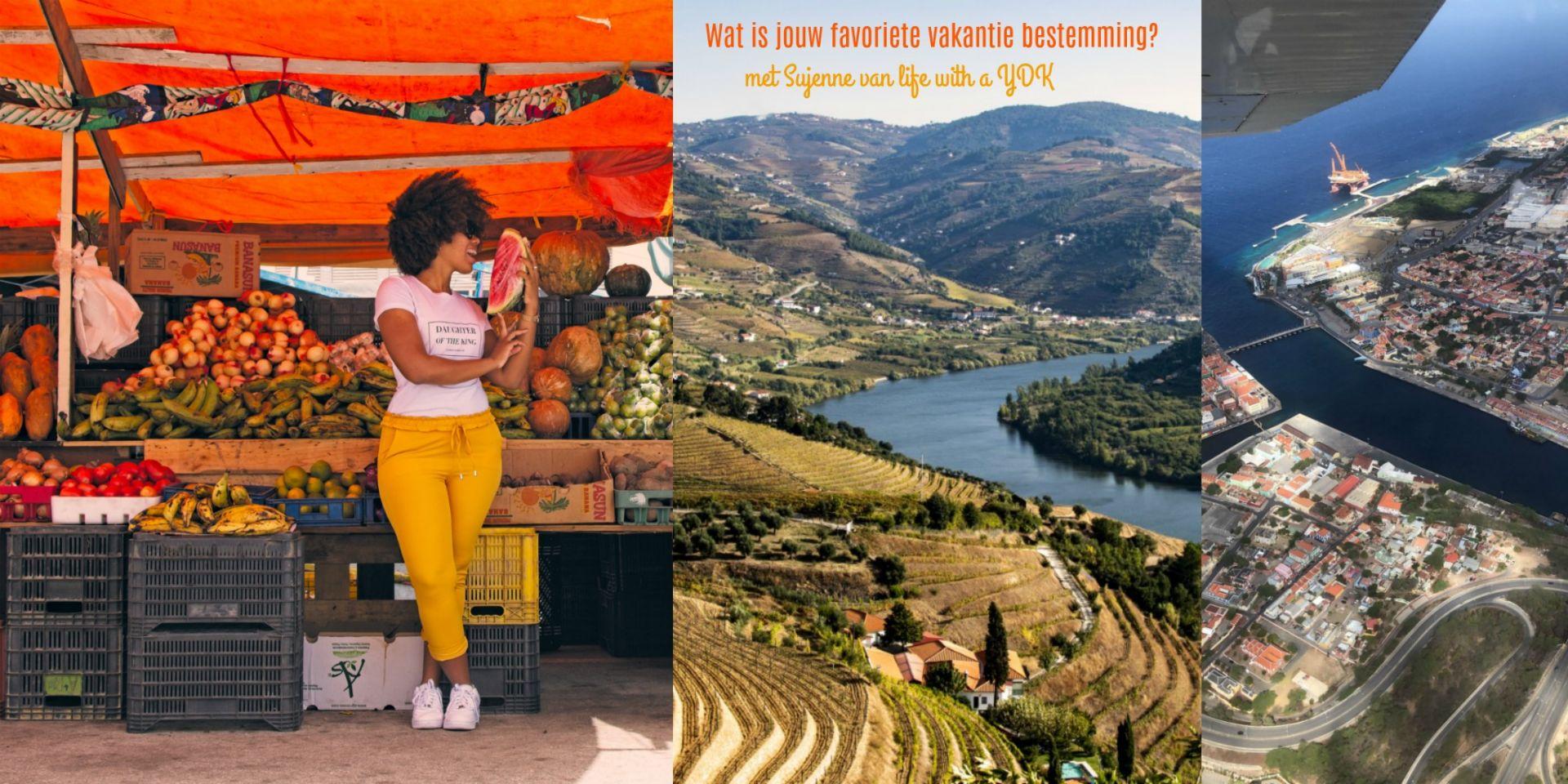 Wat is jouw favoriete vakantie bestemming? met Sujenne van lifewithaydk