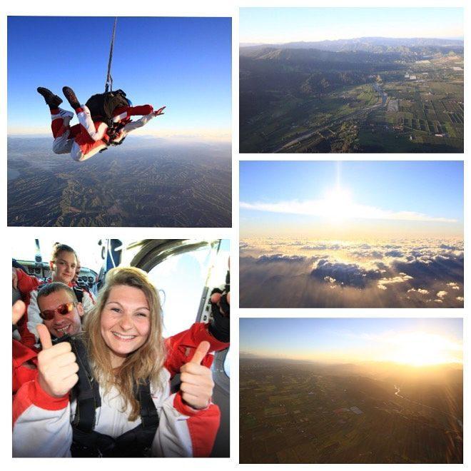 Nieuw-Zeeland: De natuur is onwijs mooi en skydiven boven de Abel Tasman is wel het gaafste wat ik ooit heb gedaan.