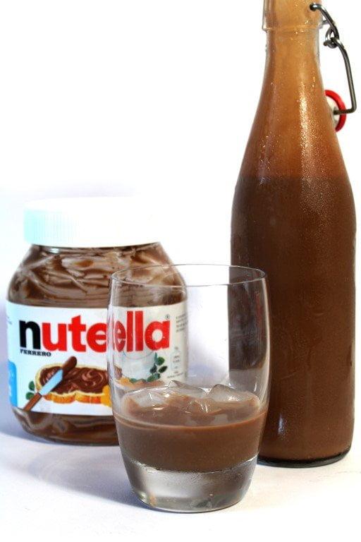Ongewoon lekker.com: Nutella likeur