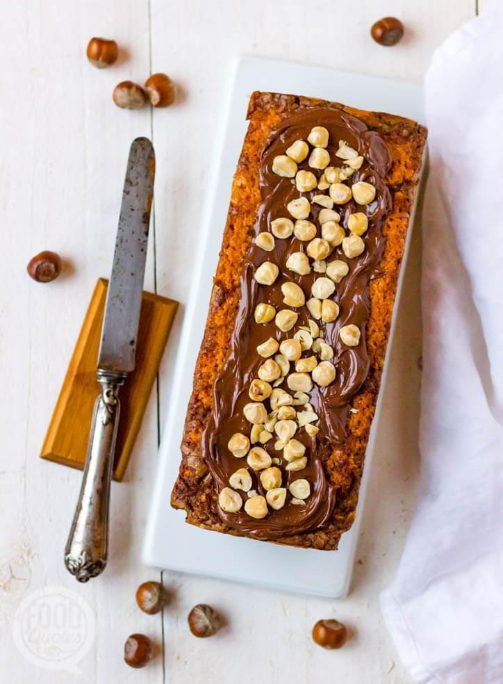 foodquotes.nl nutella cake