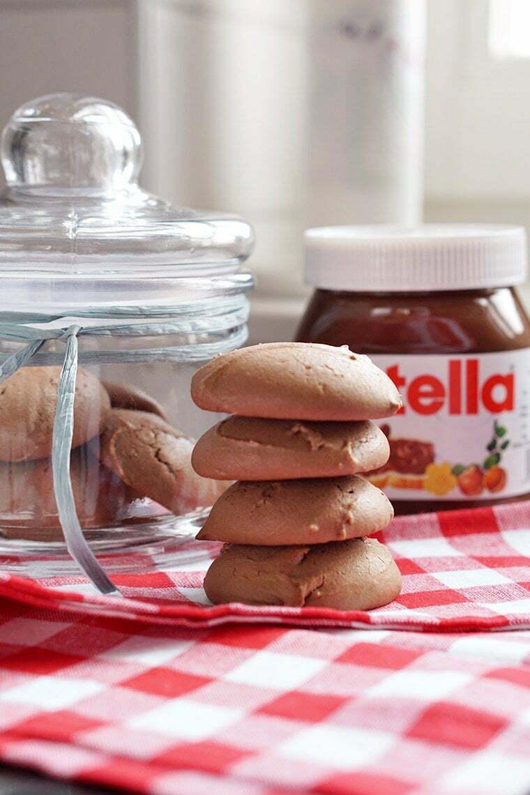 Curvacious.nl: Nutella koekjes