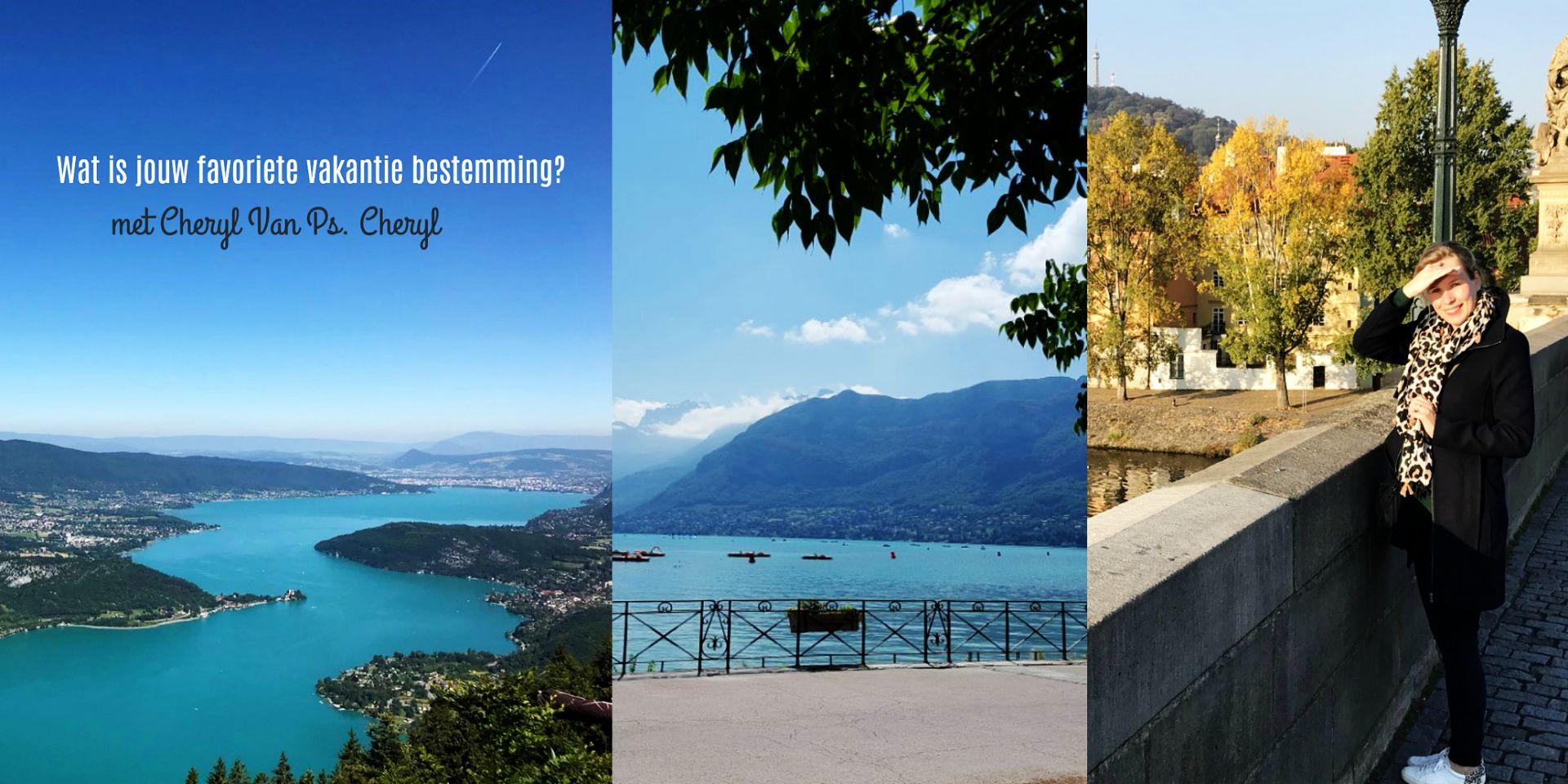 Wat is jouw favoriete vakantie bestemming? met Cheryl Deel 70