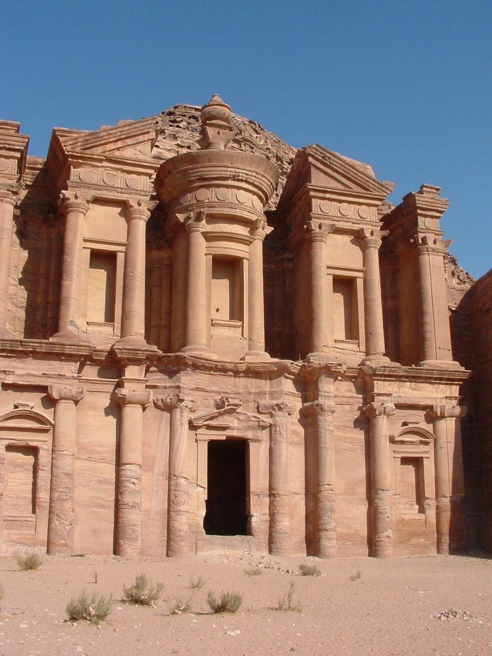 Jordanie: Petra