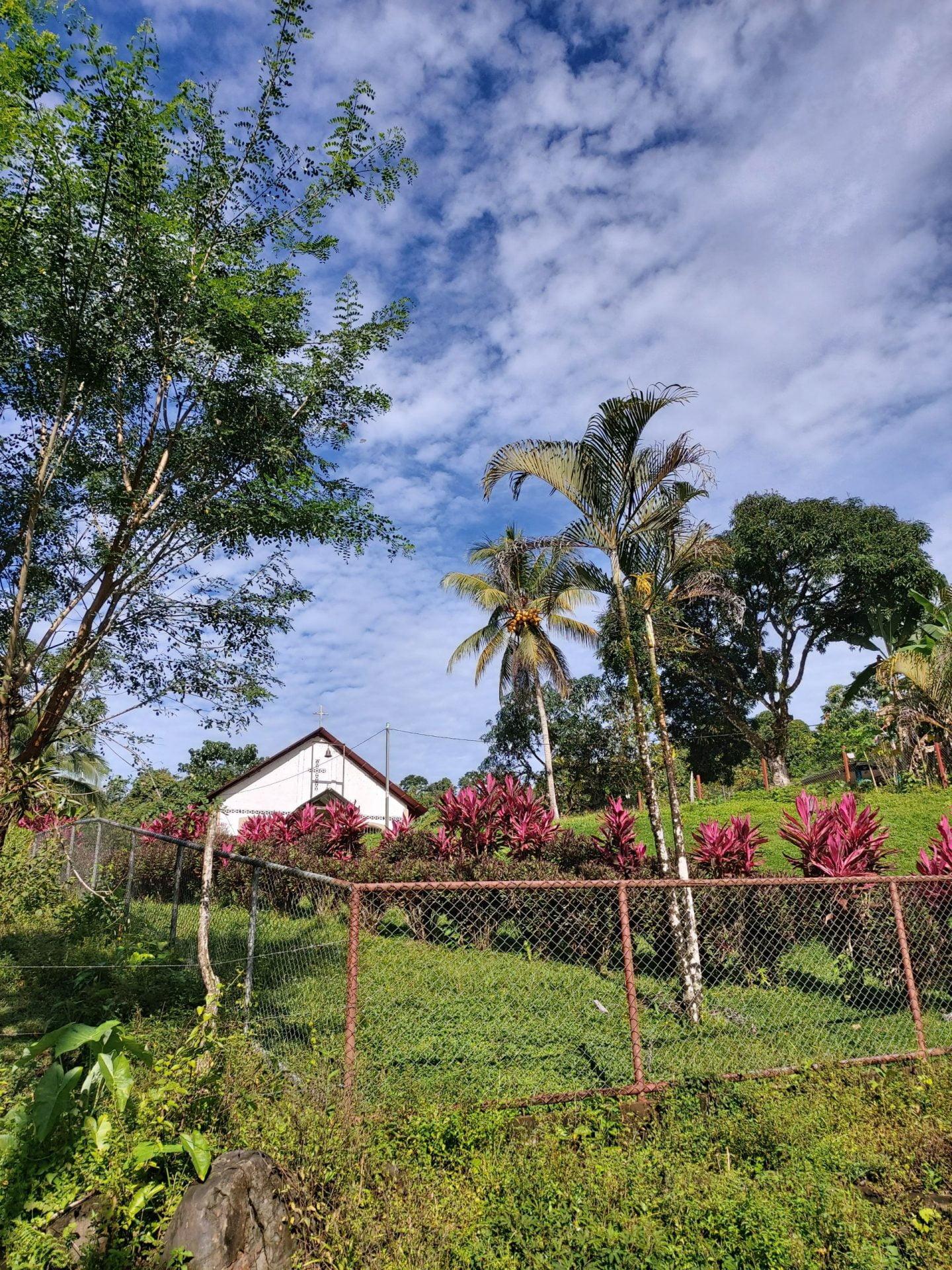 Ik woon mooi: Kerk Dos Bocas