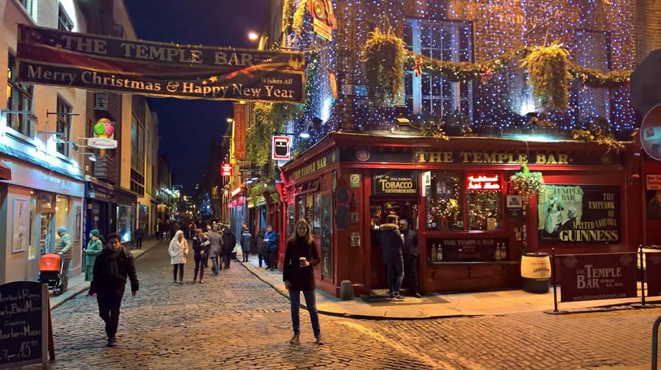 Ierland - Dublin met kerst