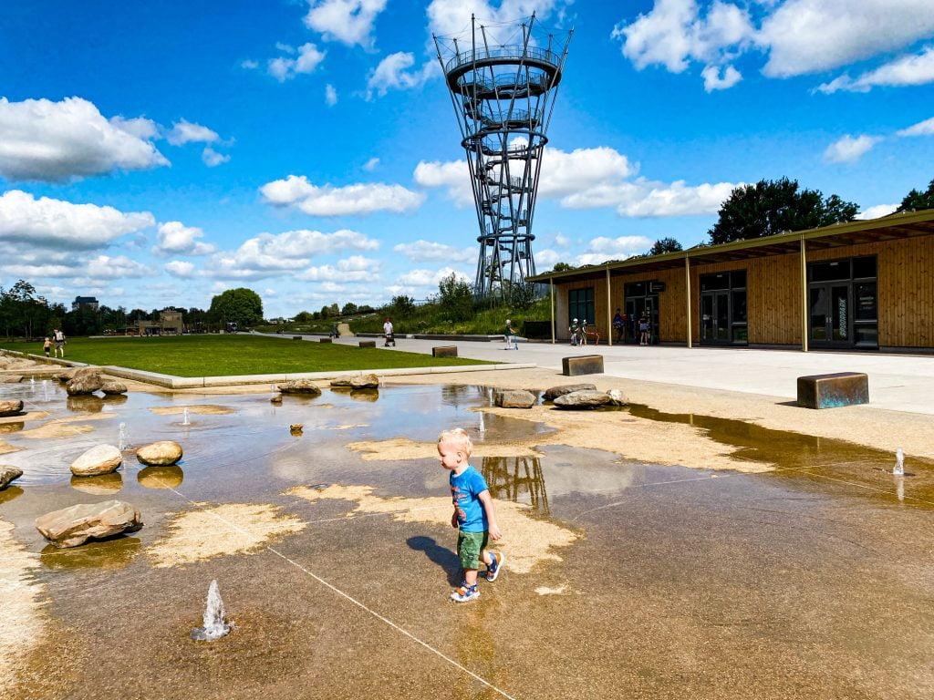 Tilburg: Spoorpark
