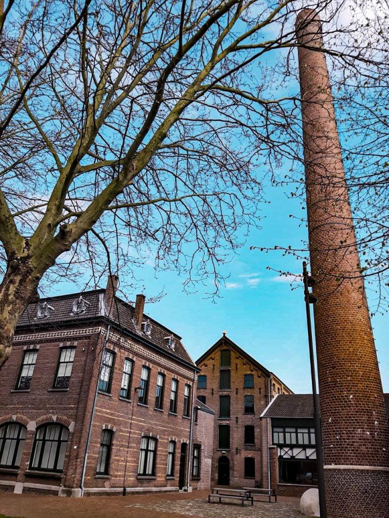 Tilburg: Textiel museum