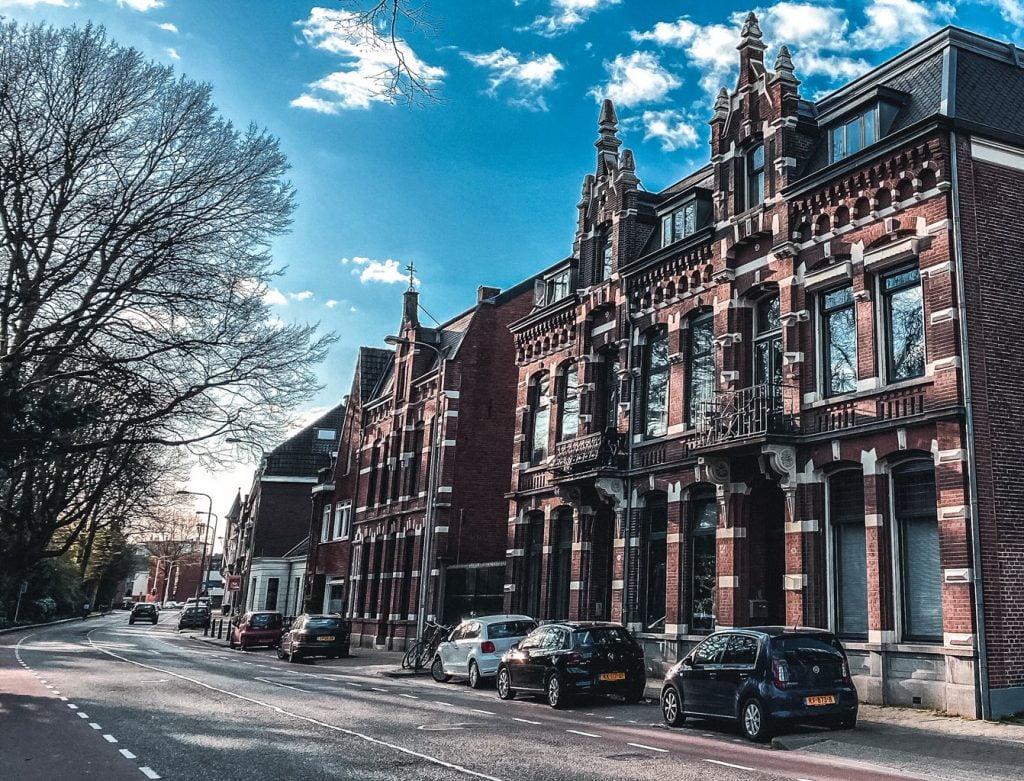 Tilburg: Wilhelminapark