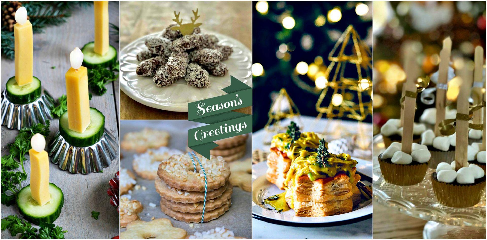 40 x zoete en hartige kersthapjes om te maken - Top recepten