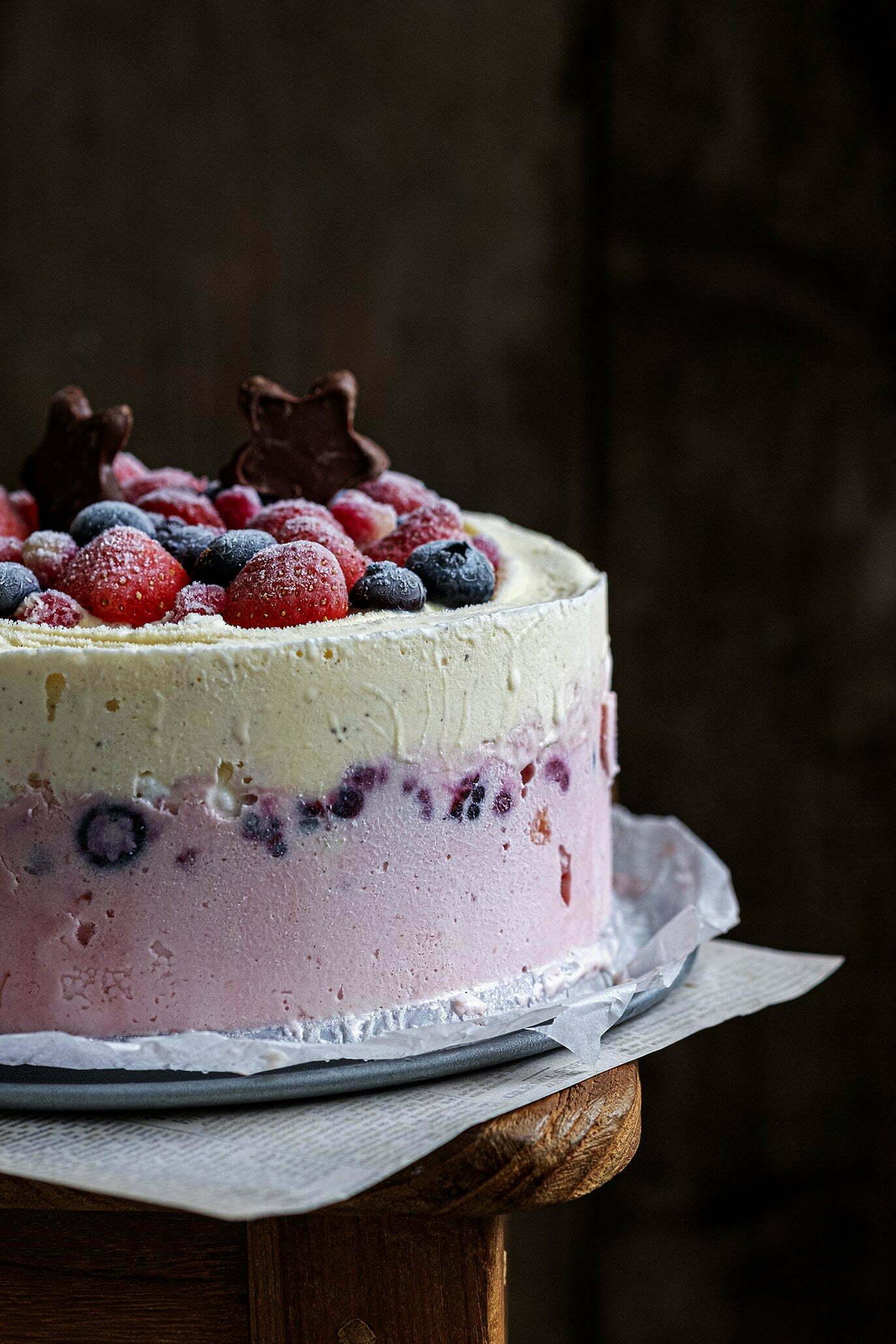 Makkelijk en snel ijstaart maken - Desserts