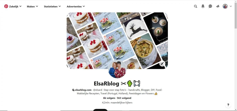 Pinterest ElsaRblog