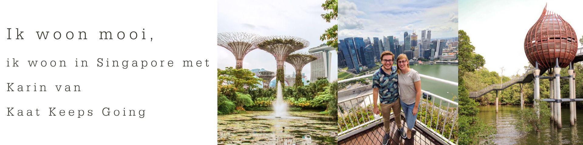 Ik woon mooi, ik woon in Singapore