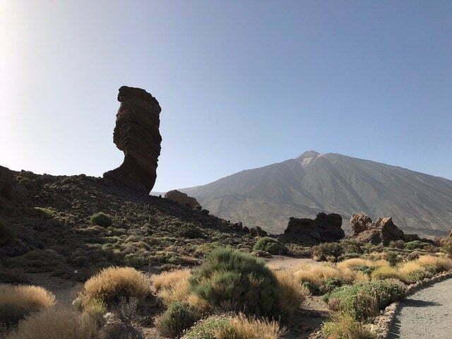 National Park El Teide