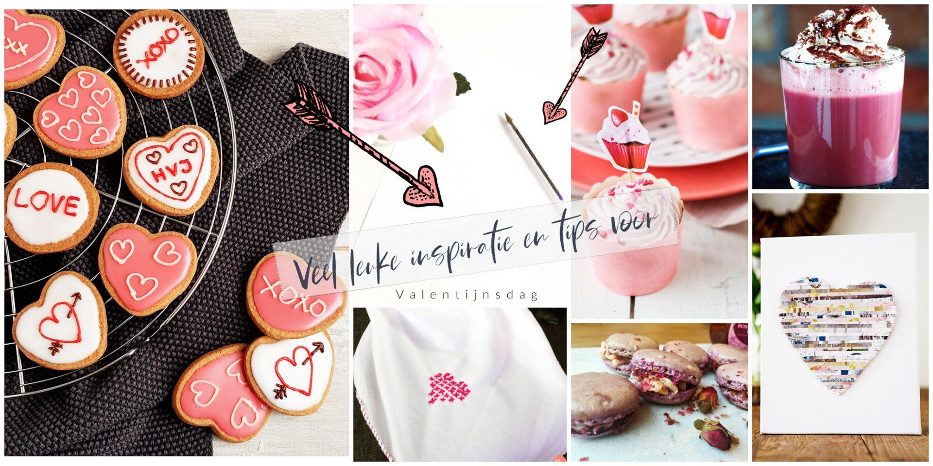 Veel leuke inspiratie en tips voor Valentijnsdag - Verzameling