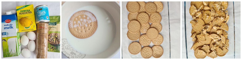 Begin met de Maria koekjes