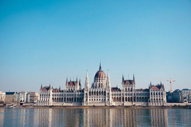 Boedapest; Parlementsgebouw