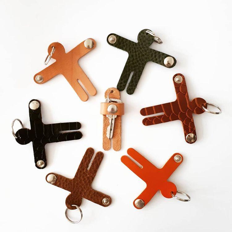 sleutelhanger; yicke_nl: houd je sleutels vast
