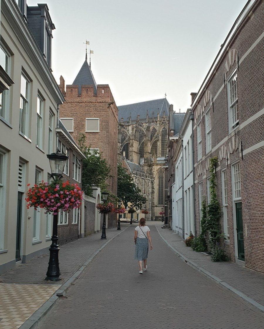 Utrecht: Achter de Dom