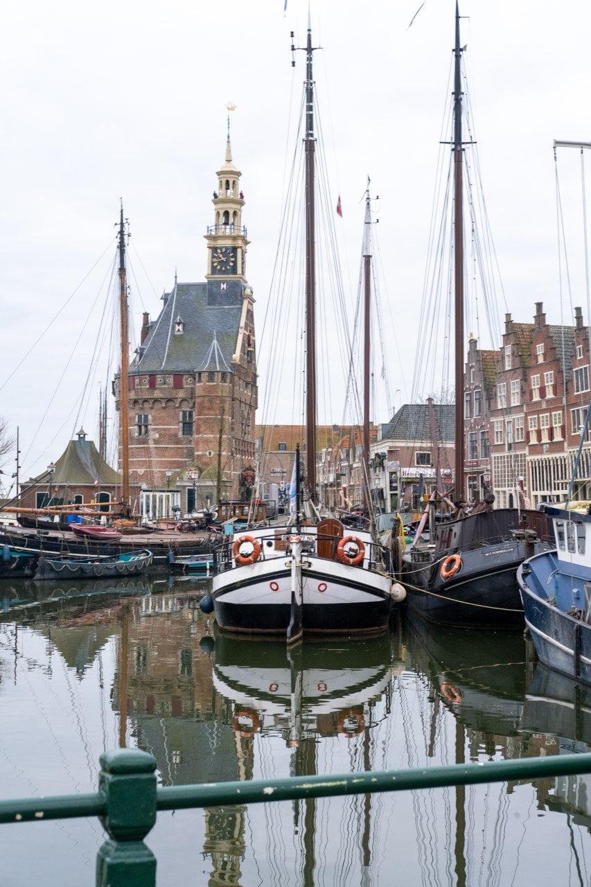 Hoorn: oude haven