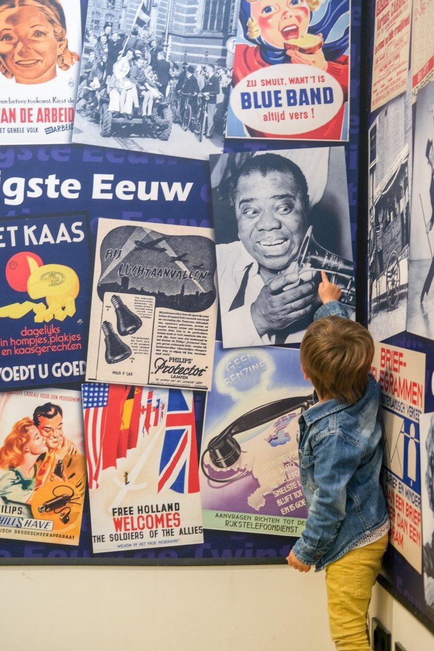 Een bezoek aan Hoorn met kinderen.
