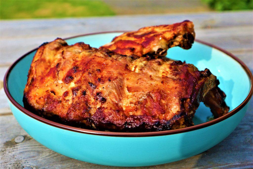 Slowfoody: Spare ribs met barbecuesaus