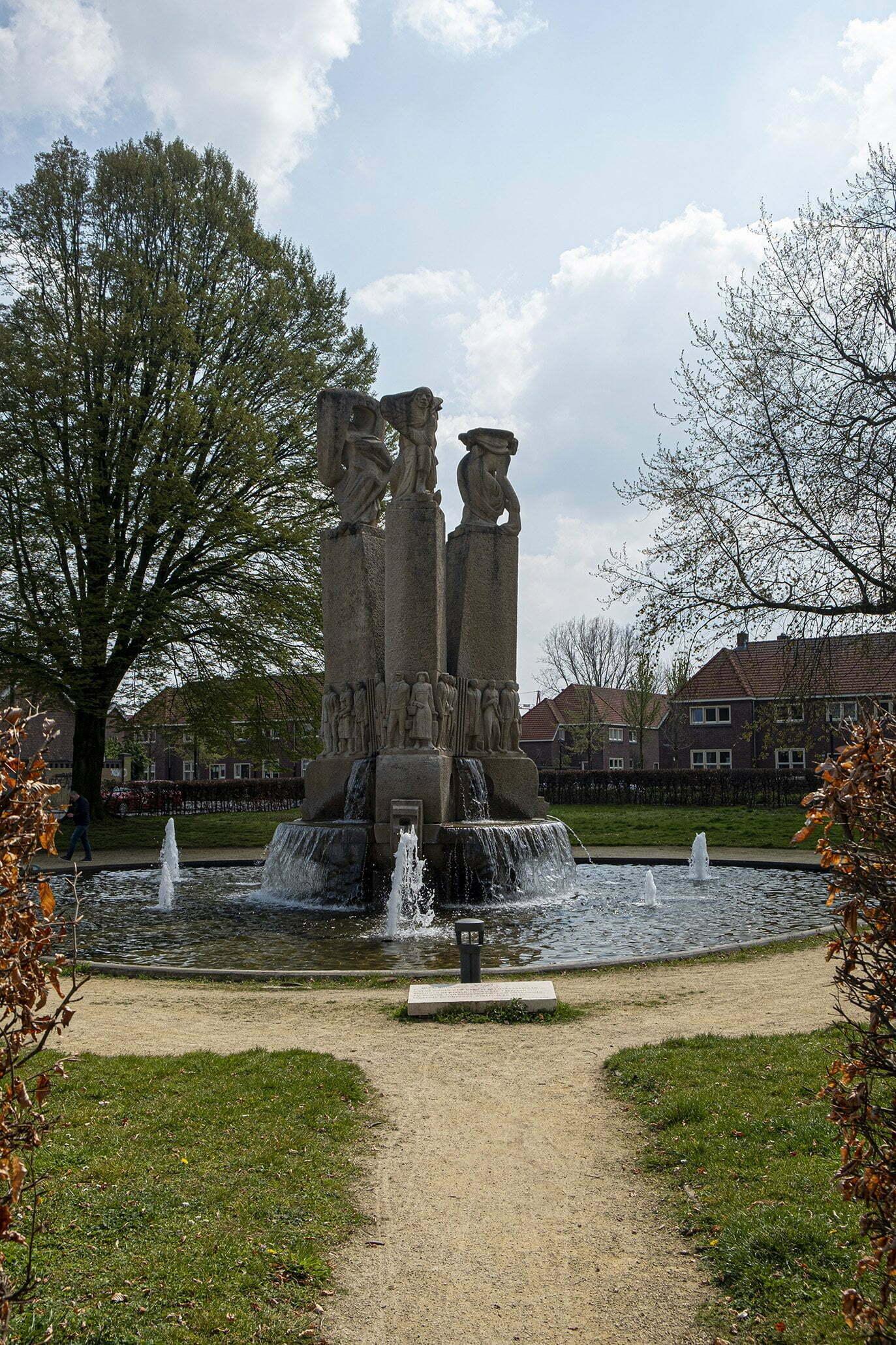 """Phanta Rhei"" fontein"