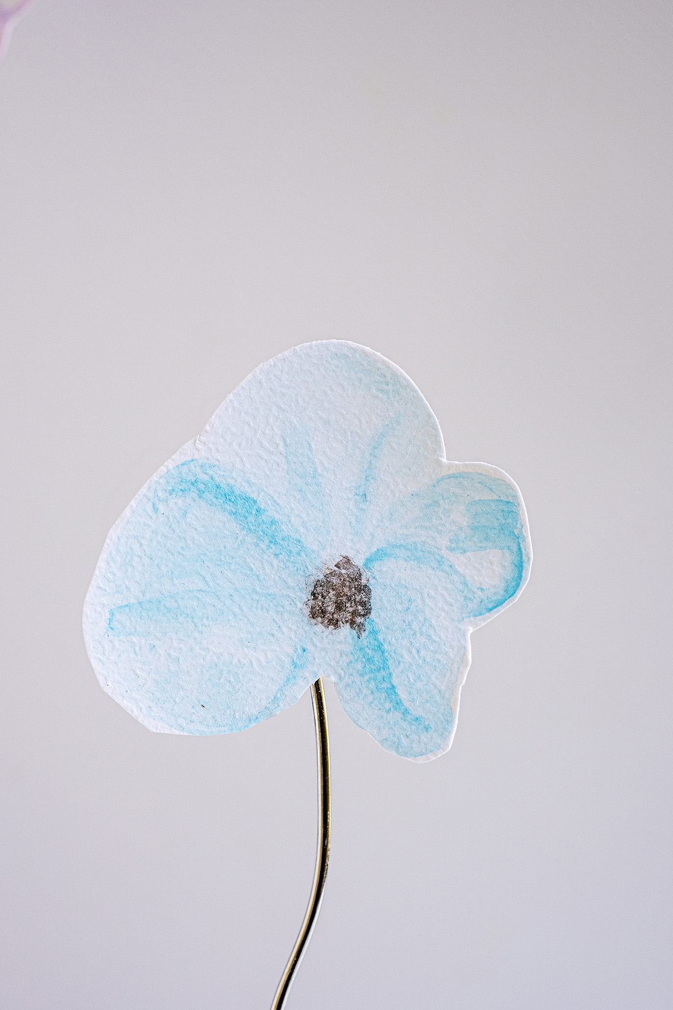 Ik ben benieuwd voor wie jij deze schattige bloemen gaat maken?