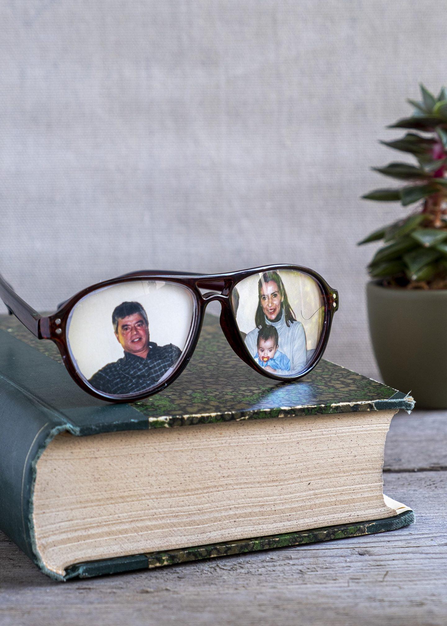 Oude bril recyclen