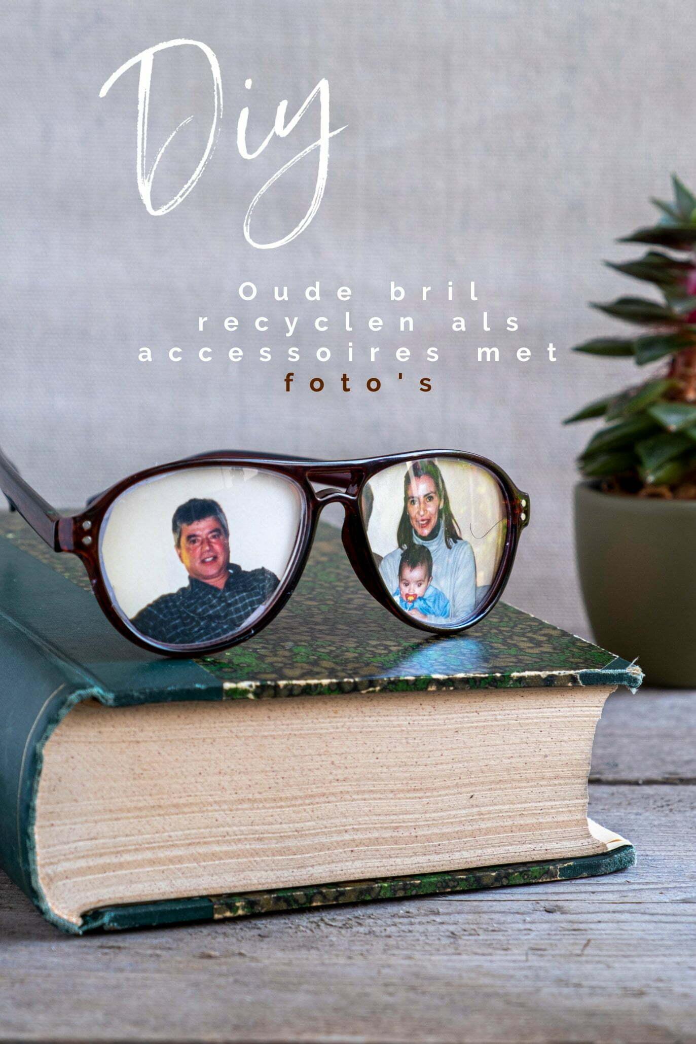 Diy: Oude bril recyclen