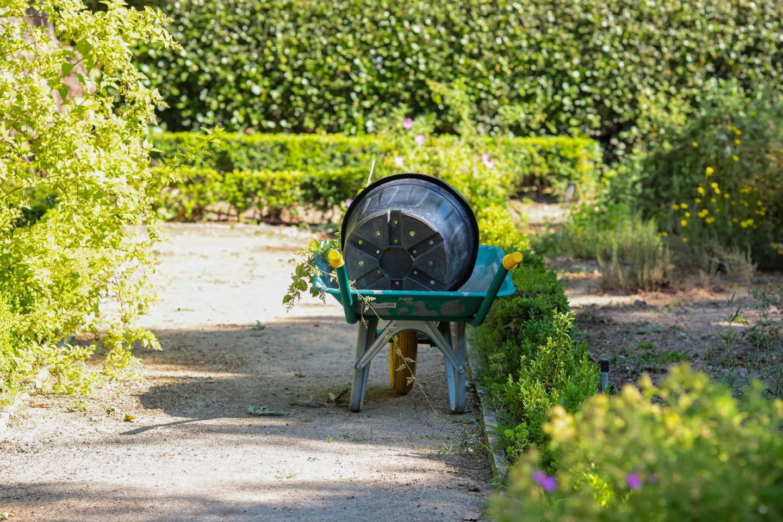 Heb je een grote of kleine tuin?