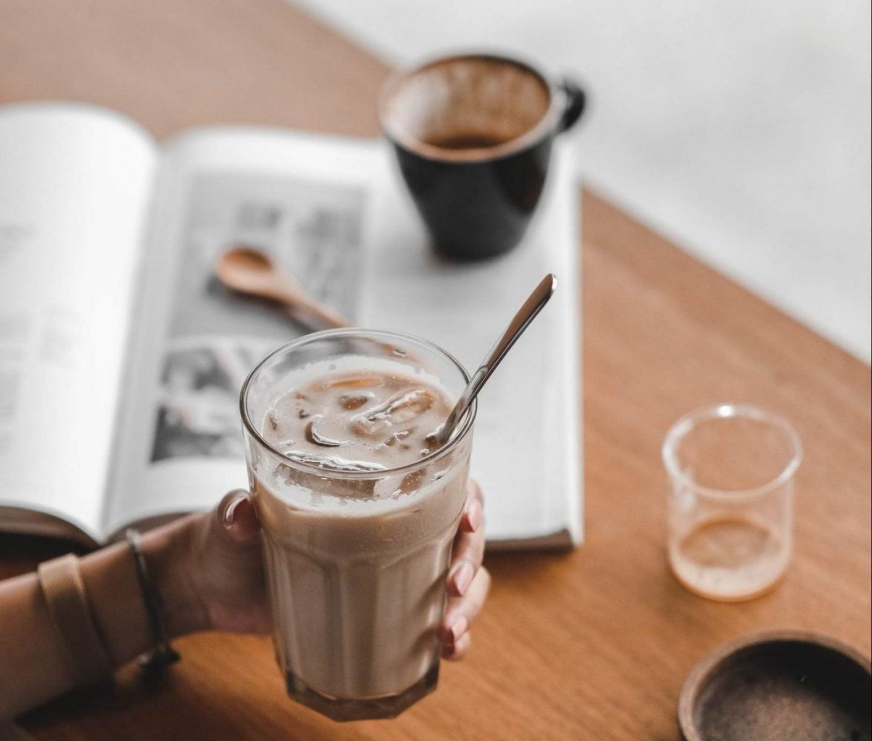 Thestoutjournal; Koffie smoothie